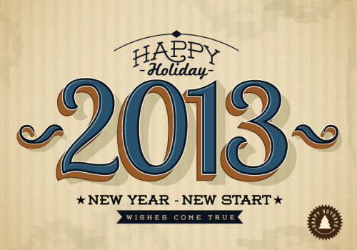 Cheers to a new year, and a fresh start!