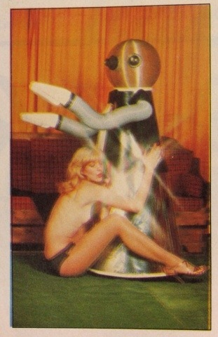 captainhowdyinspace:  Once you go robot party you never go… umm …another party.