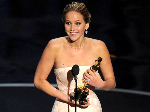 We wrote a whole article about how Jennifer Lawrence is just the best, because we don't think people on the Internet like her quite enough yet.
