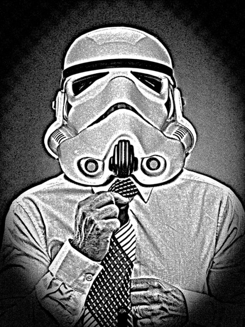 Trooper - by Jon Allen Artist: Tumblr || Behance || Facebook || Twitter