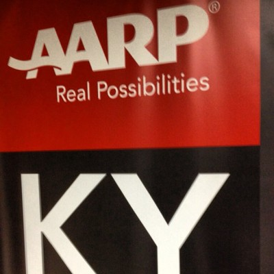Going forward: An Ally for Real Possibilities www.aarp.org/possibilities #AARP #kentucky