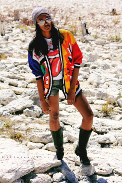 blackfashion:  Love Charlie J Sweater, Forever21 Top and Shorts Bri, Dallas Texaslovecharliej.tumblr.comlovecharliej.blogspot.com #Blackfashion FacebookTwitter @BlackFashionby