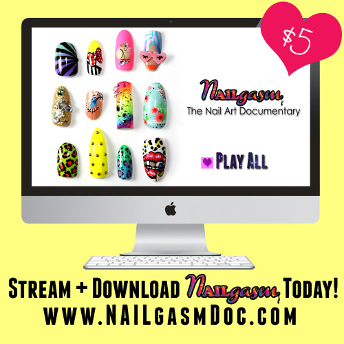 Own #NAILgasm today. No wait, No shipping fees, just $5 now at http://www.NAILgasmDoc.com
