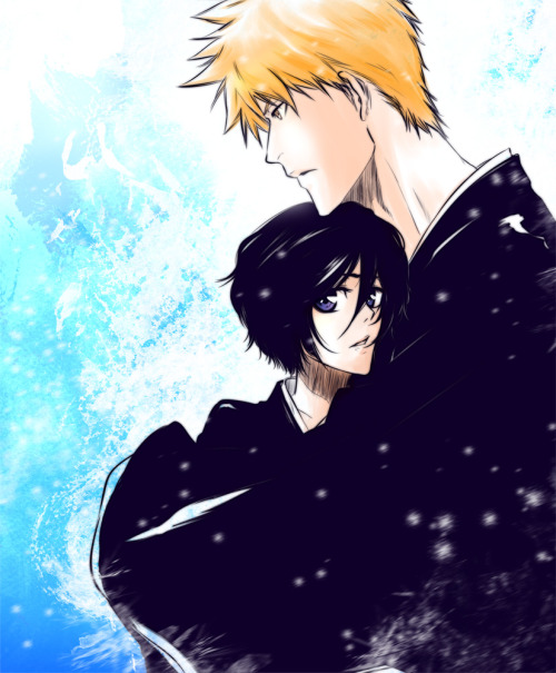 devilhunter0413:  IchiRuki…Don't Look Back by ~Touya101
