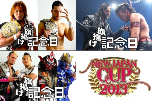 "[NJPW News] New Japan announced the full card for their upcoming Anniversary Show on March 3rd.The main event for the show will showcase the currently leading champions ""aces"" of their respected division as Hiroshi Tanahashi and Prince Devitt will face off in a special singles match.Devitt picked up the win over Tanahashi in a tag match earlier this month, on February 3rd, but a week later Tanahashi would reclaim that loss. There was still a lot of shock to see Devitt take out the Heavyweight champion with the Bloody Sunday finisher and New Japan took it upon themselves to make a match of it.The Semi-Final match will see Lance Archer getting a shot at Shinsuke Nakamura's IWGP IC belt. Following Nakamura's singles win over K-DOJO's Kengo Mashimo on the 2.10 iPPV, Archer came out to the ring to call out Nakamura for a title shot. Archer has definitely proven himself as one of the strongest in NJPW today and he has the size to back it up as well. Nakamura has stated that he wants to face all challengers, let alone challengers from all over the world. This will mark Nakamura's 6th defense of the belt.The CHAOS vs. Suzuki-gun (SZKG) war shows no signs of stopping soon and will see an Eight-Man Elimination Tag match held on the show. Kazuchika Okada will lead CHAOS against Minoru Suzuki and his crew. The match will take place like a standard tag match, but when a wrestler is pinned, submitted or thrown over the top rope, they will be eliminated from the match.The IWGP Junior Tag belts will also be on the line on the show as the ""TIME SPLITTERS"" will be defending their belts, for their 2nd defense, against the junior legend tag team of Jushin Thunder Liger & Tiger Mask IV.Below is the full card for the show.NJPW ""Raising an Army Anniversary ~ Strong Style 41st Anniversary~"", 3/3/2013 [Sun] 18:30 @ Korakuen Hall in Tokyo(1) Hiromu Takahashi & Takaaki Watanabe vs. Sho Tanaka & Yohei Komatsu(2) Yuji Nagata, Wataru Inoue, Super Strong Machine & Captain New Japan vs. Hirooki Goto, ""The Machine Gun"" Karl Anderson, Tama Tonga & Ryusuke Taguchi(3) IWGP Jr. Tag Championship Match: [34th Champions] ""TIME SPLITTERS"" KUSHIDA &  Alex Shelley vs. [Challengers] Jushin Thunder Liger & Tiger Mask IV~ 2nd Defense.(4) Togi Makabe, Hiroyoshi Tenzan, Satoshi Kojima & Manabu Nakanishi vs. Toru Yano, Takaashi Iizuka, Yujiro Takahashi & YOSHI-HASHI(5) Elimination Tag Match: [CHAOS] Kazuchika Okada, Tomohiro Ishii, Gedo & Jado vs. [Suzuki-gun] Minoru Suzuki, Davey Boy Smith, Jr., Kengo Mashimo & TAKA Michinoku (6) IWGP Intercontinental Championship Match: [4th Champion] Shinsuke Nakamura vs. [Challenger] Lance Archer~ 6th Defense.(7) Special Single Match: [58th IWGP Heavy Champion] Hiroshi Tanahashi vs. [66th IWGP Jr. Champion] Prince Devitt———————————————————————-Later in March, New Japan will kick off the NEW JAPAN CUP 2013 which will be held for during a 6 day tour from March 11th to March 23rd.~ No competitors have been announced at this time.- [1st Round] 3/11/2013 [Mon] 18:30 @ Korakuen Hall in Tokyo- [2nd Round] 3/17/2013 [Sun] 16:00 @ Beikomu General Gymnasium- 3/19/2013 [Tue] 19:00 @ Shirakawa City Center Gymnasium- 3/20/2013 [Wed] 15:00 @ Sendai Industrial Exhibition Hall, Aztec Museum- 3/22/2013 [Fri] 18:30 @ Kumagai City Civic Gymnasium- [Finals] 3/23/2013 [Sat] 18:30 @ Korakuen Hall in Tokyo"