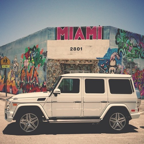 visualvixen:  G-Wagon