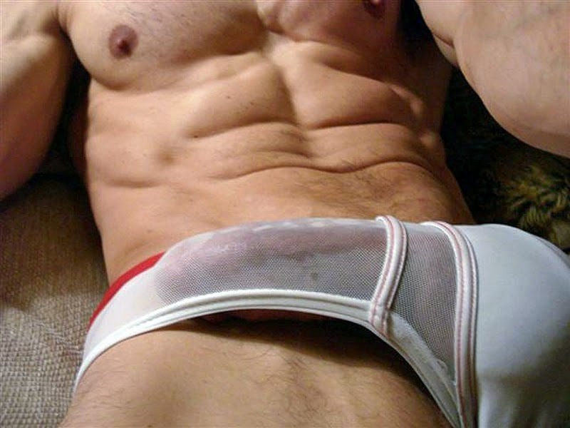 Big bulge men underwear model hot porn pictures
