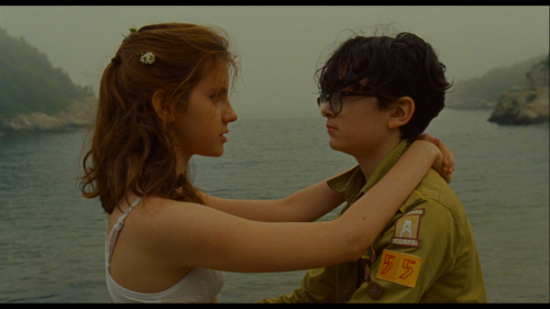 greatblus:  Moonrise Kingdom (2012) Kara Hayward & Jared Gilman