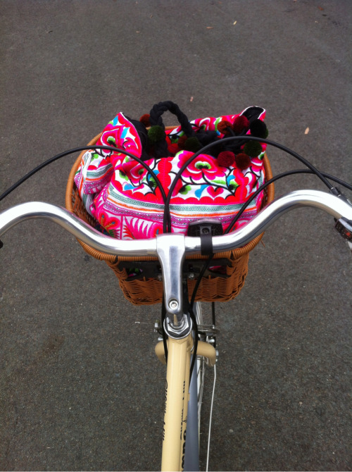 agirlnamedally:  Making my way downtown