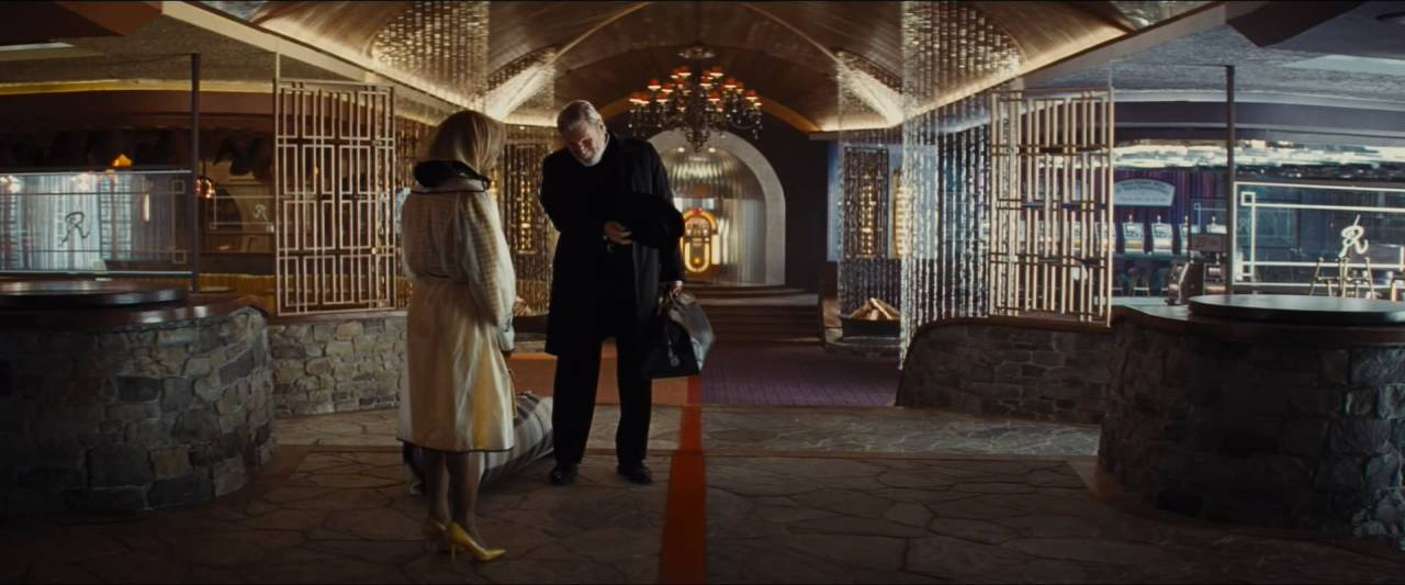 Bad Times at the El Royale (2018) dir. Drew Goddard #bad times at the el royale #movies#drew goddard#2018#dakota johnson#cailee spaeny#jon hamm#cynthia erivo#jeff bridges#tw: blood