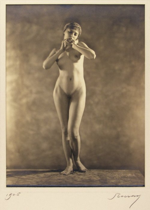 Nickolas Muray - Nude Dancer, 1925.