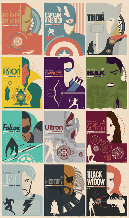Avengers: Age of Ultron by Matt Needle