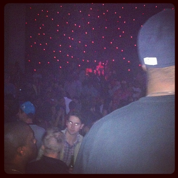 Crazy #supperclub had Bodies on top of bodies on a damn tue night #turnupwasreal