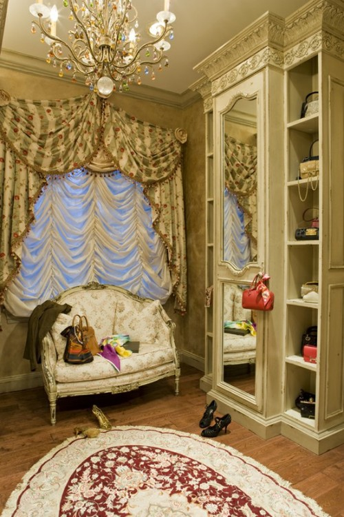 Girly closet dreams…