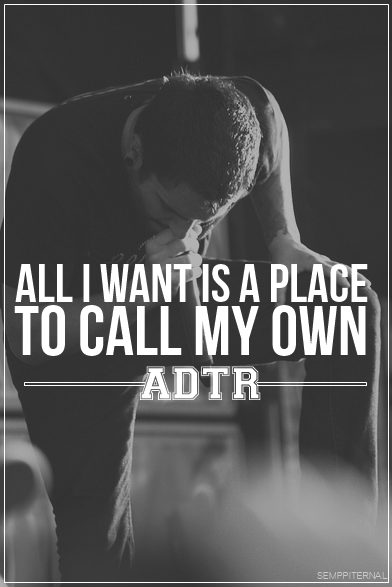 A Day To Remember Lyrics Tumblr a day to remember ADTR...