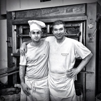 Bakers portrait… Catania, May 2013… [#iphoneography #doyouinspire]