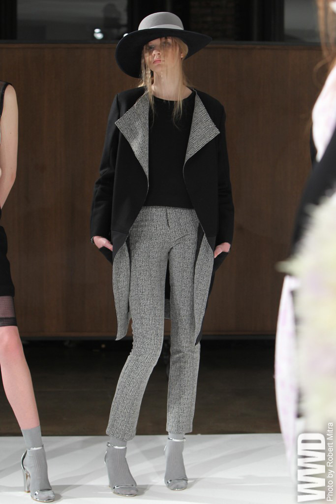 womensweardaily:   Louise Amstrup RTW Fall 2013