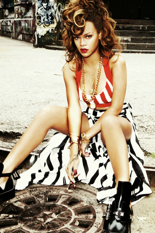 Talk That Talk Photoshoot in HQ #2
