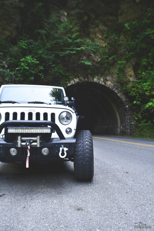 vertical jeep tunnels wrangler country tennessee