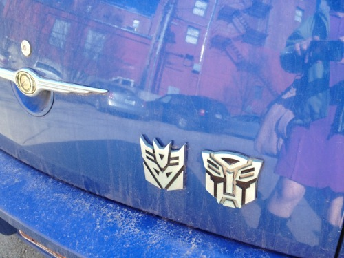 Best. Decals. Ever. (Do these count as decals?) (I don't know.)