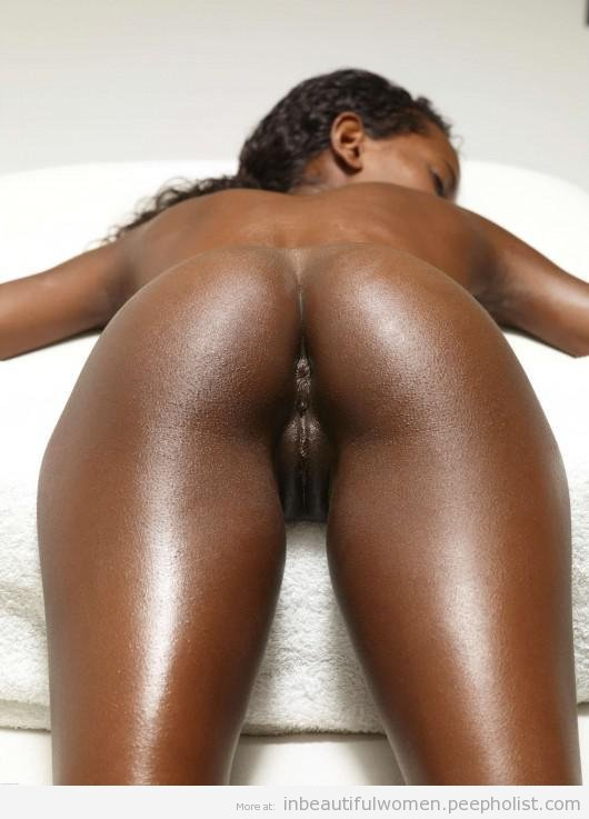 Sexy ebony sunshine