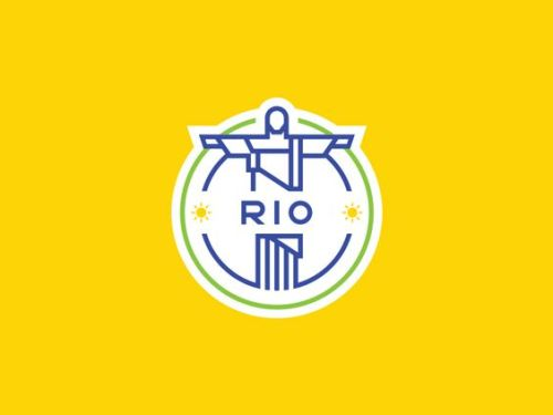 Rio Badge Final Design - Cities Badges by Lucas Fields - Graphic...