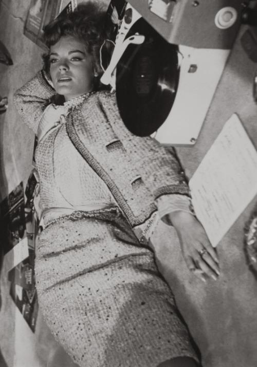 Romy Schneider, 1961 (by pictosh)
