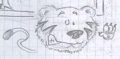 #Tiger #sketch #Kenby