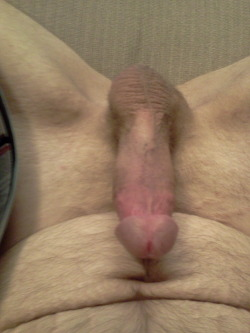 My cock about to cum. Yeah, I can cum without touching myself.  looks fantastic! thanks!