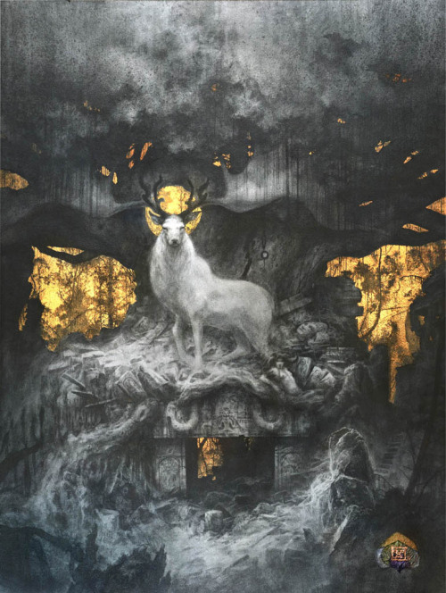 The Forgotten Gods = *Yoann-Lossel