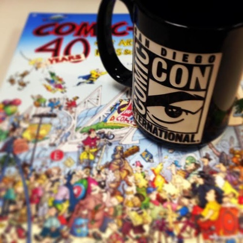 We're headed to Comic-Con 2014! Couldn't be more excited! YAY!