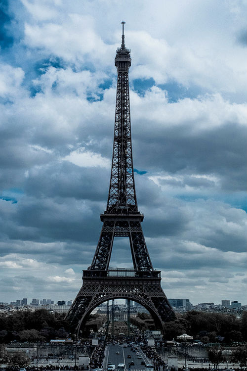 1wantchange:  Tour Eiffel