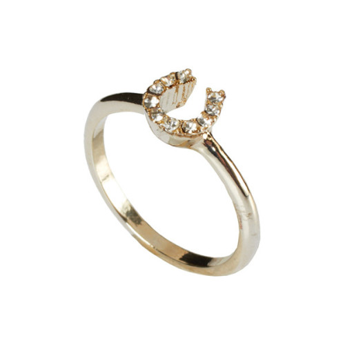 I found this Asos similar to Mere's horseshoe ring! Here