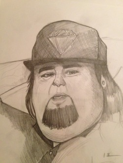 Fun with Chumlee from Pawn Stars
