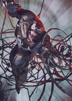 Venom by ~grantparsley —-x—- More: | Marvel | Random |