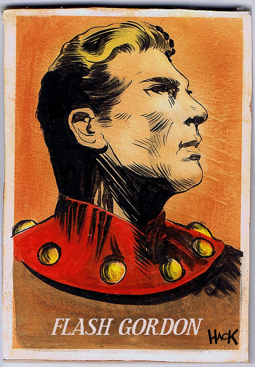 Flash Gordon by Robert Hack
