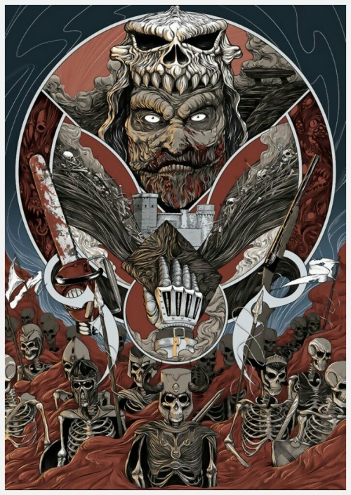 rbillustrations:  phetvanburton:  'Army Of Darkness' Mondo Poster  YES!  I NEED THIS MORE THAN LIFE ITSELF!   End Statement…