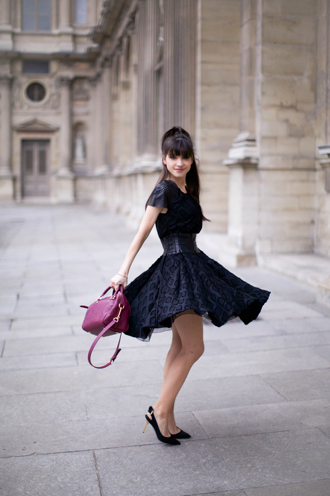what-id-wear:  What I'd Wear (original : Le Blog de Betty )