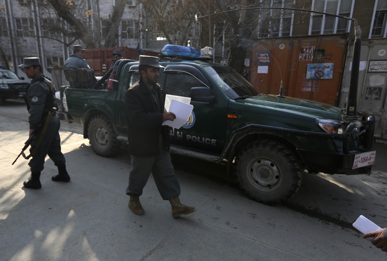 An Afghan woman wearing a police uniform shot dead on Monday a civilian contractor working for Western forces in the police chief's compound in Kabul, NATO said. The incident is likely to raise troubling questions about the direction of an unpopular war. It appeared to be the first time that a woman member of Afghanistan's security forces carried out such an attack. There were conflicting reports about the victim. READ ON: Afghan policewoman kills coalition contractor in Kabul