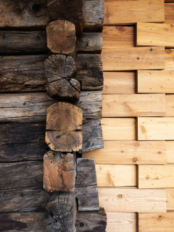 remash:  barn + stable transformation | detail ~ galletti & matter