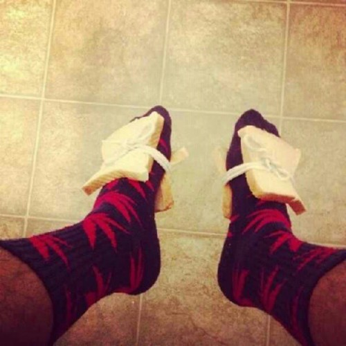 I Got my Bred 11's. I know some people.