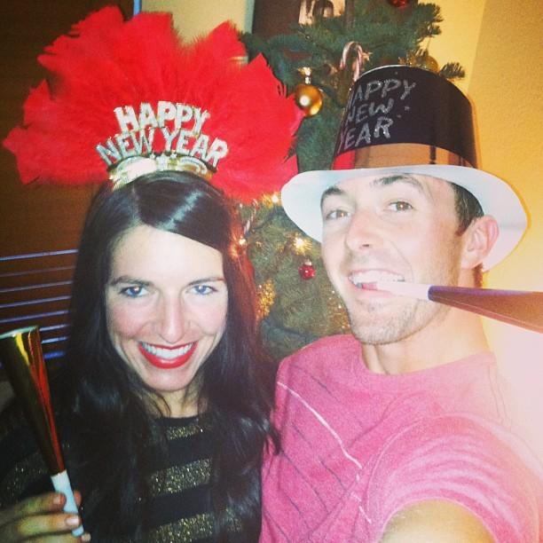 Happy 2013 from Mr. & Mrs. Smith!
