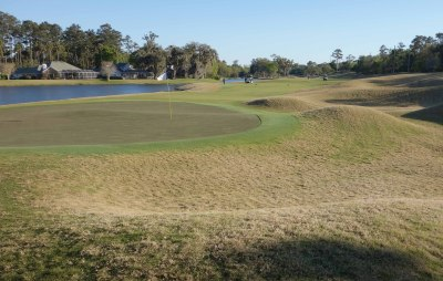 9th at The Valley Course Sawgrass