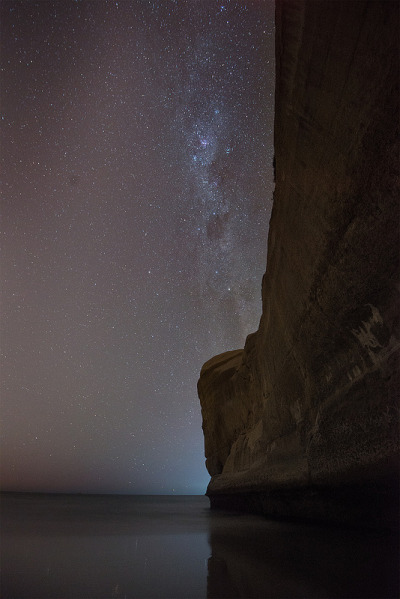 vurtual:  Tunnel cliff (by Stefan Mutch)