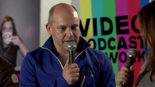 Rob Corddry on Who Charted? live at Sundance on Video Podcast Network! Counting down movies with Ku-Ku and the Dragon.