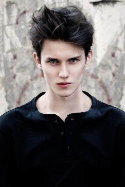strangeforeignbeauty:  Yulian Antukh by Yana Drobishevskaya [ fave models | 1000+ notes | facebook | twitter | google+ ]