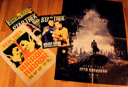 also, I bought this star trek magazine when going home from stockholm the day before yesterday and look at all the awesome things I got in it MMMMMMMMMMMMMMMMMMMMMMMMMMMMMMMMMMMMMMMMMMMMMMMMMMMMMMMMMMMMMMMMMMMMMMMMMMM there's a small pin there as well, in case anyone's wondering what that yellow spot on the into darkness poster is jghgj