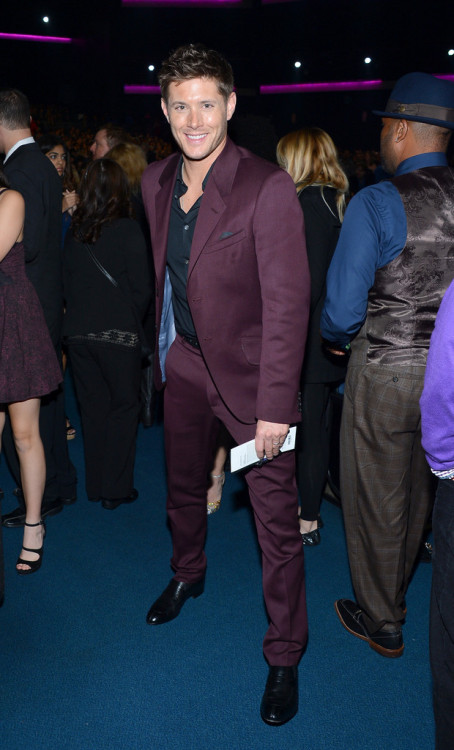 Jensen Ackles || 39th Annual People's Choice Awards in LA on January 9, 2013