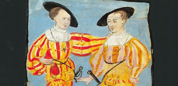 medievalistsnet:  What did the Renaissance man wear? Historian recreates outfit from the 16th century