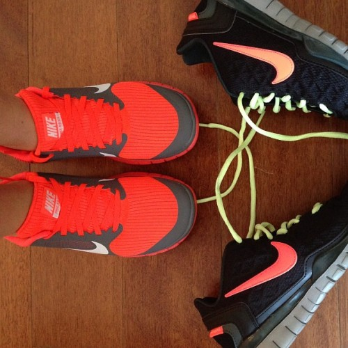 thecoveteur:  If it's nice buy it twice, right? #nikefree #instagood #photooftheday